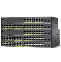 Used Cisco 2960X Series Switches